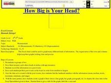 How Big Is Your Head? Lesson Plan