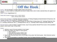 Off the Hook Books Lesson Plan