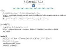 A Swiftly Tilting Planet Lesson Plan