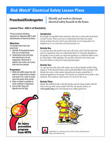 Lesson Plan: ABC's of Electricity Lesson Plan