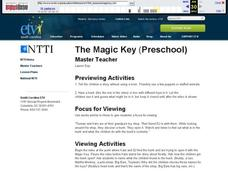 The Magic Key Lesson Plan