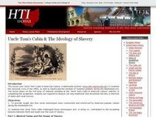 Social Studies: The Ideology of Slavery Lesson Plan