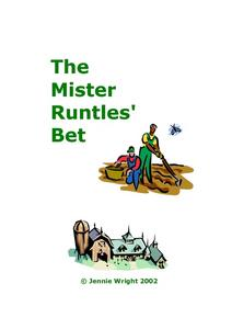 The Mister Runtles' Bet Lesson Plan