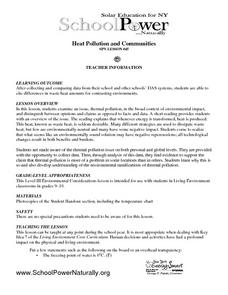 Heat Pollution and Communities Lesson Plan