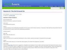 """The Soil Around Us"" Lesson Plan"