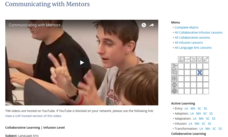Communicating with Mentors Lesson Plan