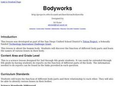 Bodyworks Lesson Plan