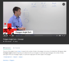 Polygon Angle Sum Video