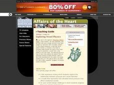 PBS - Scientific American Frontier:Affairs of the Heart:Teaching Guide:Exploring Vessel Physics Lesson Plan