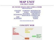 MAP UNIT Lesson Plan