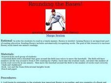Rounding the Bases! Lesson Plan