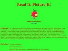 Read It, Picture It! Reading to Learn Lesson Plan