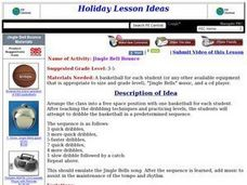 Jingle Bell Bounce Lesson Plan