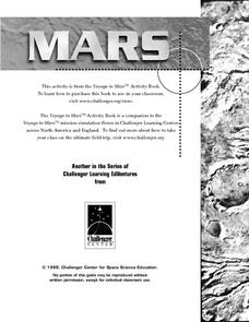 Mars Geologic Mapping Lesson Plan