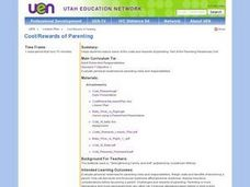 Cost/Rewards of Parenting Lesson Plan