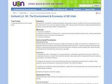 The Environment & Economy of SE Utah Lesson Plan