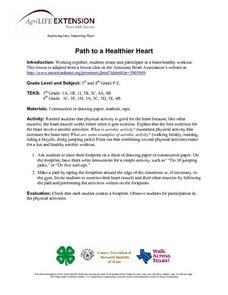 Path to a Healthier Heart Lesson Plan