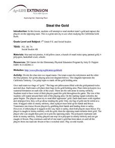 Steal the Gold Lesson Plan