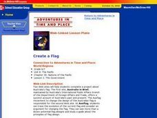 Create a Flag Lesson Plan