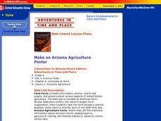 Make an Arizona Agriculture Poster Lesson Plan
