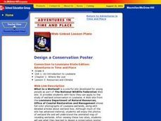 Design a Conservation Poster Lesson Plan