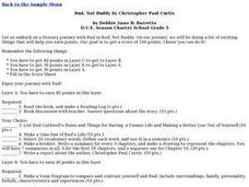 Bud, Not Buddy by Christopher Paul Curtis Lesson Plan