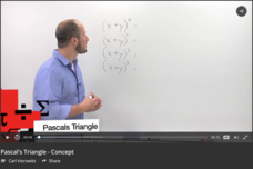 Pascal's Triangle Video