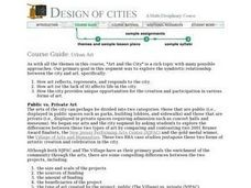 Urban Art Lesson Plan
