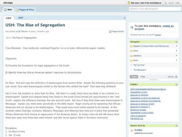 Web Du Bois Lesson Plans Worksheets Lesson Planet