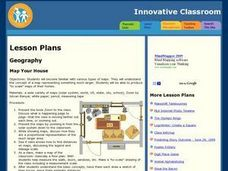 Map Your House Lesson Plan