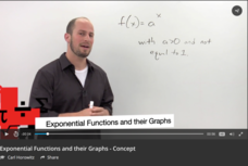 Exponential Functions and Their Graphs Video