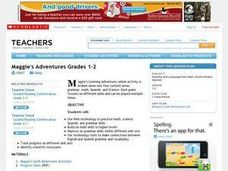 Maggie's Adventures Grades 1-2 Lesson Plan