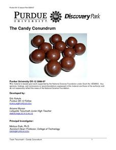 The Candy Conundrum Lesson Plan