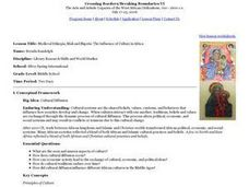 Medieval Ethiopia, Mali and Nigeria: The Influence of Culture in Africa Lesson Plan