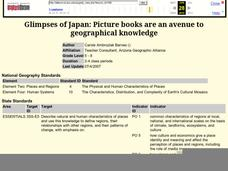 Glimpses of Japan: Picture books are an avenue to geographical knowledge Lesson Plan
