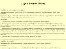 Apple Lesson Plans Lesson Plan