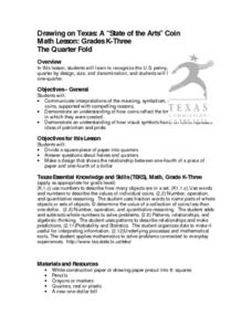The Quarter Fold Lesson Plan
