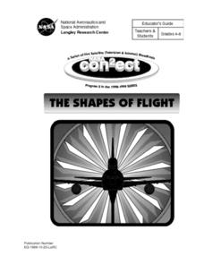 The Shapes of Flight Lesson Plan