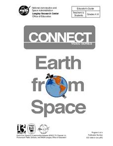 Earth From Space Lesson Plan