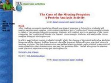 The Case of the Missing Penguins Lesson Plan