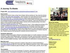 A Journey To Alaska Lesson Plan