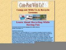 Com-Post With Us? Learn About Recycling While Having Fun Lesson Plan