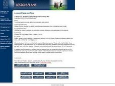 Takeovers - Dribbling, Shielding and Tackling Skil Lesson Plan
