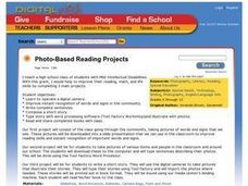 Photo-Based Reading Projects Lesson Plan