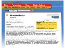 Pictures of Health Lesson Plan