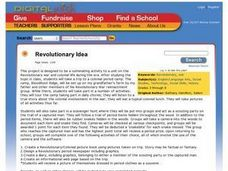 Revolutionary Idea Lesson Plan