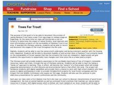 Trees For Trout! Lesson Plan