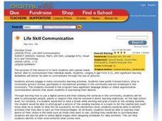 Life Skill Communication Lesson Plan