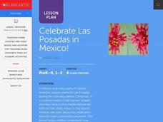 Celebrate La Posada in Mexico! Lesson Plan