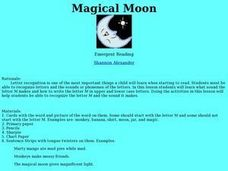 Magical Moon Lesson Plan